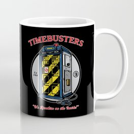 Timebusters Coffee Mug