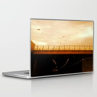 road Laptop & iPad Skins featuring road by gasponce