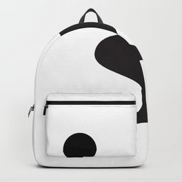 Polar eyes Backpack