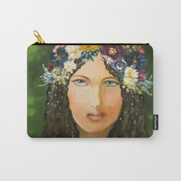 Lady Spring Carry-All Pouch