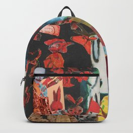 Red hens and many others and more..... Backpack