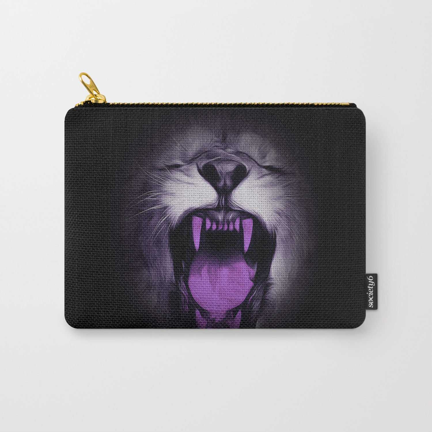 Grin Carry-All Pouch