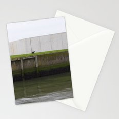 By the water Stationery Cards
