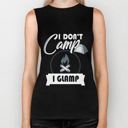 Camping Shirt For Grandkids. Best Gift From Grandparents. Biker Tank