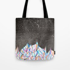 Crystal City at Night Tote Bag