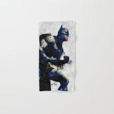 Bat man Hand & Bath Towel