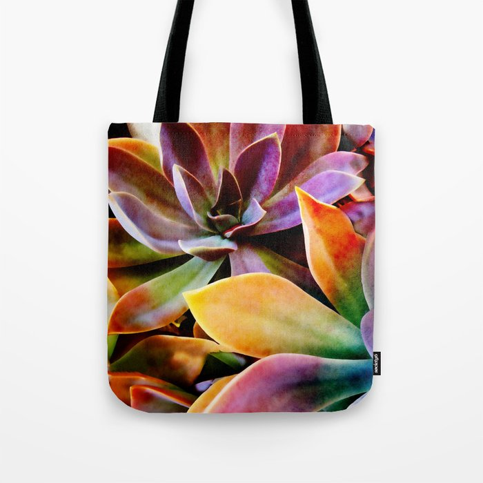 Spectacular Succulents Tote Bag