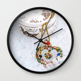 Love Present Wall Clock