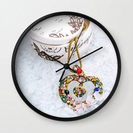Love Present Wall Clock
