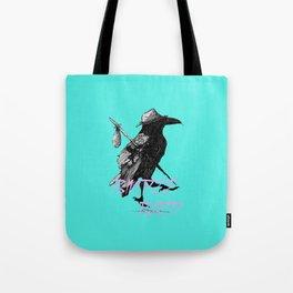 Louisiana crow Tote Bag