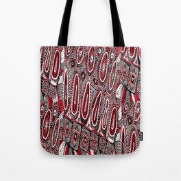 Organic Doodle Tote Bag