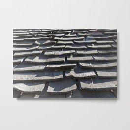 old roof Metal Print
