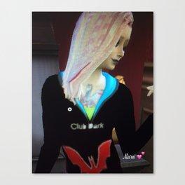 New Mara print t-shirts  Canvas Print