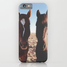 Horse Friends Slim Case iPhone 6
