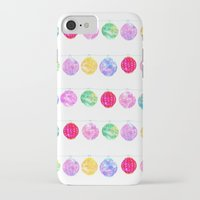 lanterns iPhone & iPod Cases featuring Lanterns by Kara Hayley