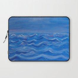 High Tides & Good Vibes Laptop Sleeve