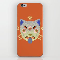 Mystic Cat iPhone & iPod Skin