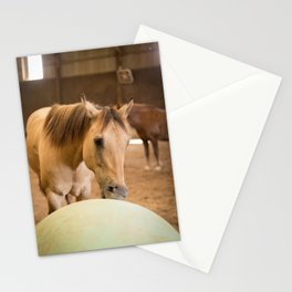 horse by Christin Noelle Stationery Cards