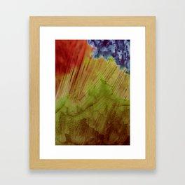 Vision of Spring Framed Art Print
