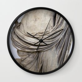 The Young Philosopher Wall Clock