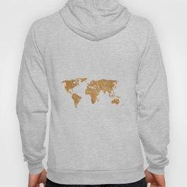 Gold World Hoody