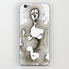 Casual Flame iPhone Skin