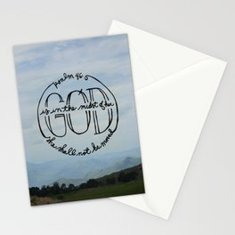 Midst.  Stationery Cards