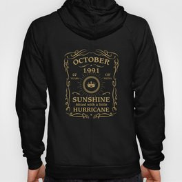 October 1991 Sunshine mixed Hurricane Hoody