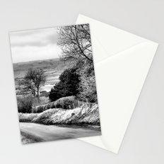 West Heslerton   B&W Stationery Cards