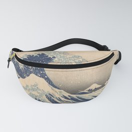 Under the Wave off Kanagawa Fanny Pack