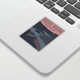 Roys Peak Sticker