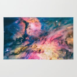 The awesome beauty of the Orion Nebula  Rug