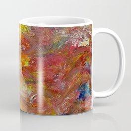 Worn Heart Coffee Mug
