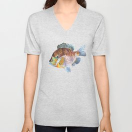Bluegill Unisex V-Neck