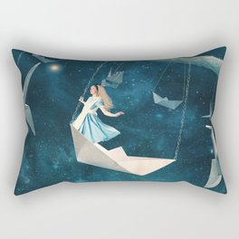 My Favourite Swing Ride Rectangular Pillow