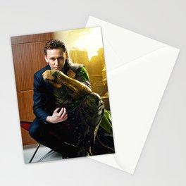 Tom & Loki Stationery Cards