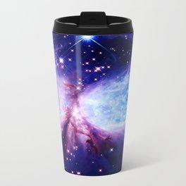 Galaxy : A Star is Born Blue Purple Travel Mug