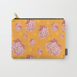 hydrangea polka Carry-All Pouch