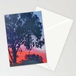 Australian Sunset Stationery Cards