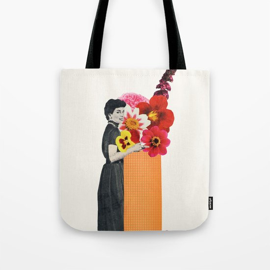 spring isn't spring anymore Tote Bag
