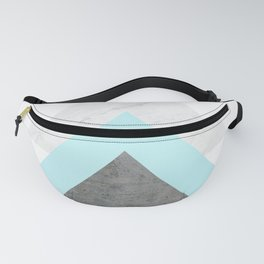 Arrows Collage Fanny Pack