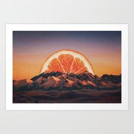 C you tomorrow Art Print