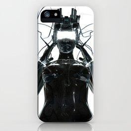CYBERCRIME iPhone Case