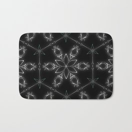 A Sprig of Sixes and Sevens  Bath Mat