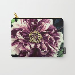 Peony Flower A103 Carry-All Pouch