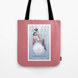 Buck Naked New Year 2018 Tote Bag