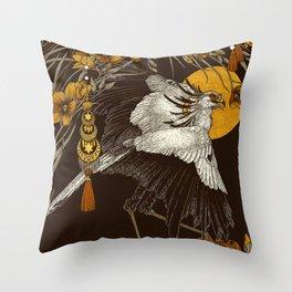 Sagittarius Serpentarius Throw Pillow