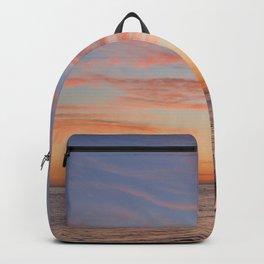 Algarve sunset Backpack