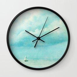 loner /Agat/  Wall Clock