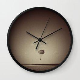 I Remembered Him Wrong Wall Clock